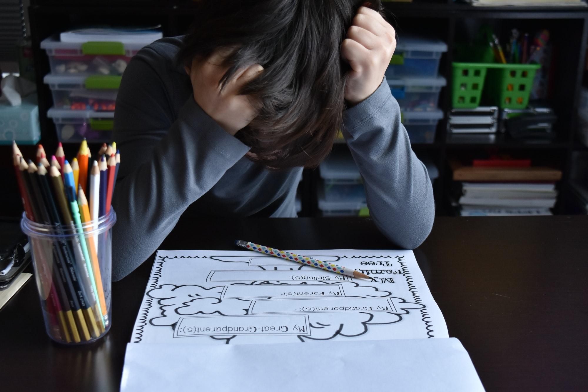 ADHD Stress
